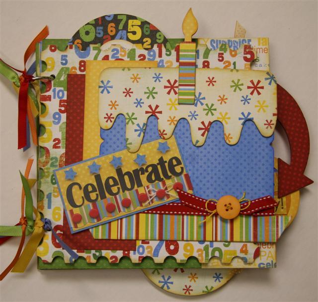 Celebrate book (Small)