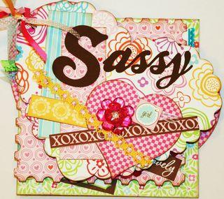 Sassy book