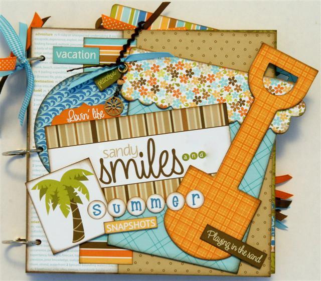 Sandy smiles mini album front cover (Small)