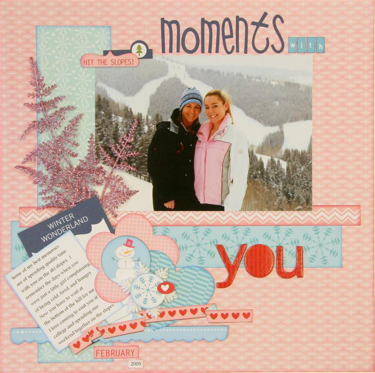 Moments with you (Medium)