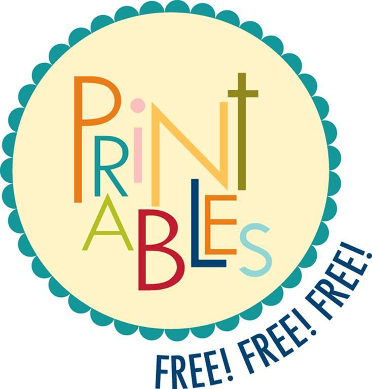 0 FREE PRINTABLES (Medium)