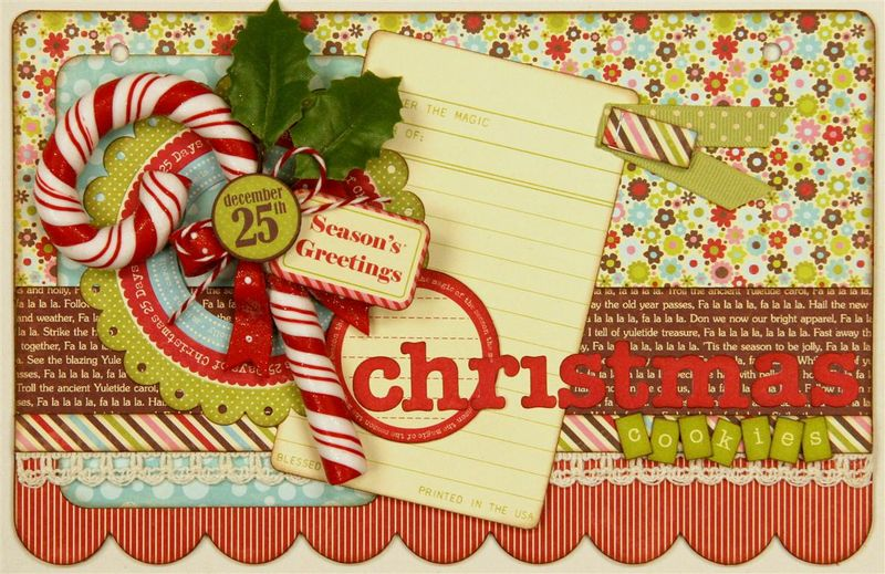 Christmas Cookies (Medium)