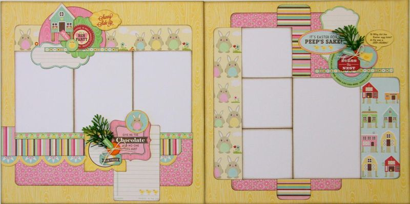 Easter 2 page layout (Medium)