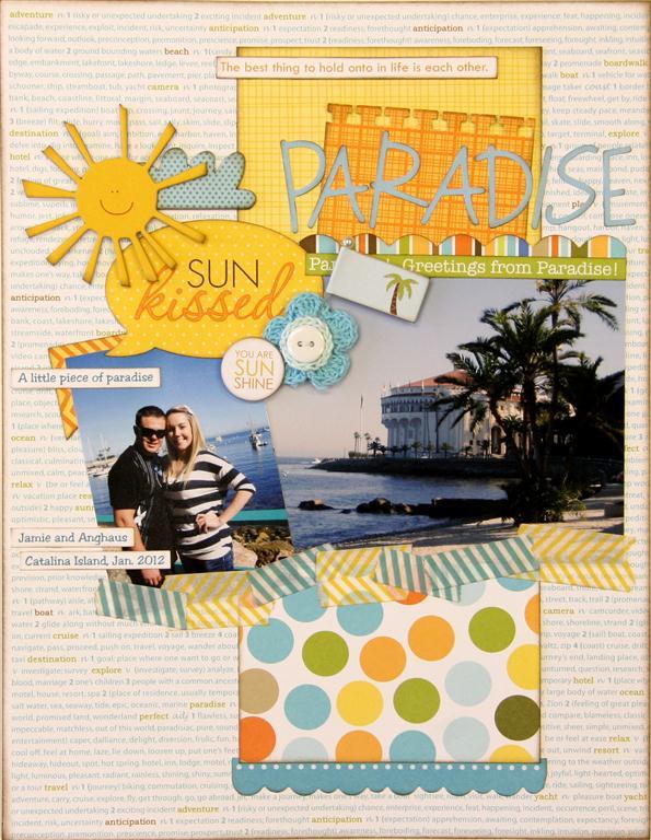 Paradise layout (Medium)
