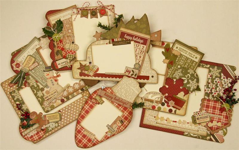 Handmade holidays inside pages (Medium)