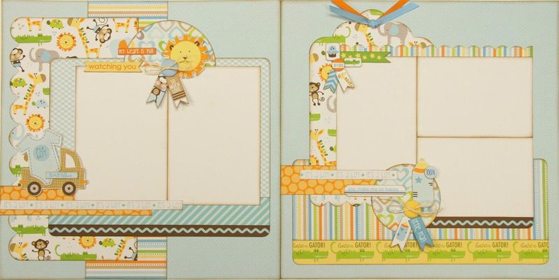 Bella Blvd. Baby Boy layout (Medium)