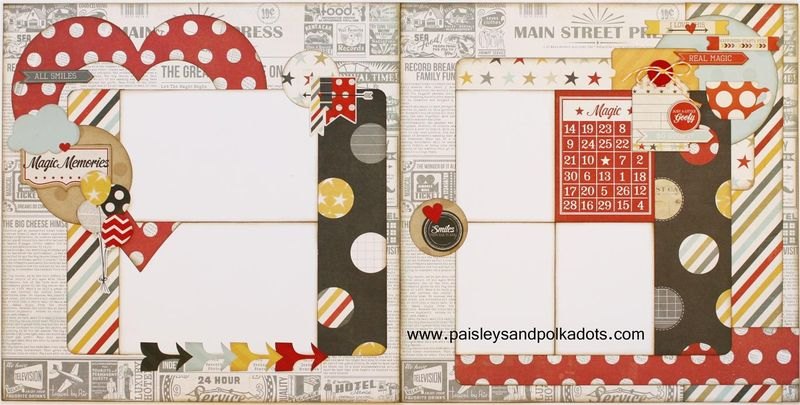 Say Cheese layout 1W (Medium)