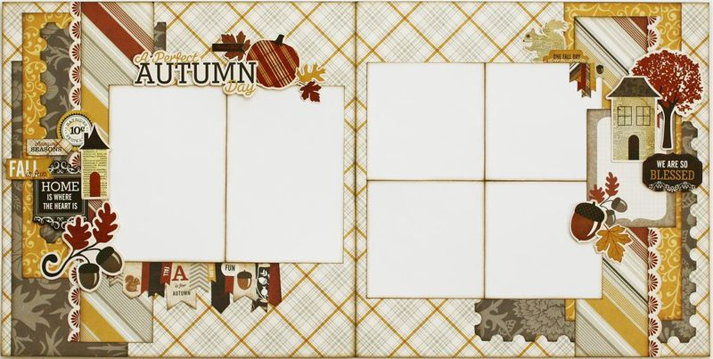 Autumn Day 2 page layout (Medium)