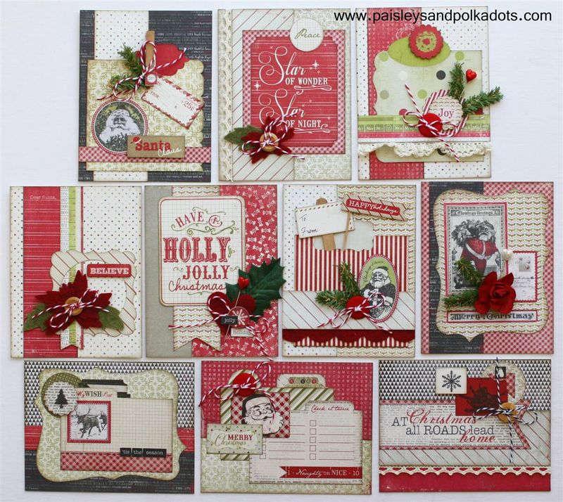 Joyous Card kit 1 (Large)