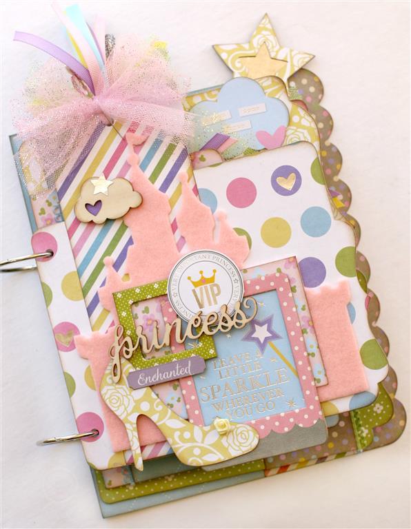 Enchanted Princess mini album 1 (Medium)