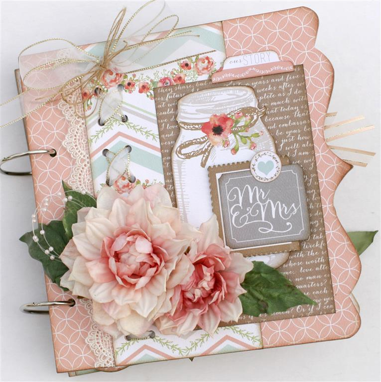 Rustic Elegance Mini Album (Medium)
