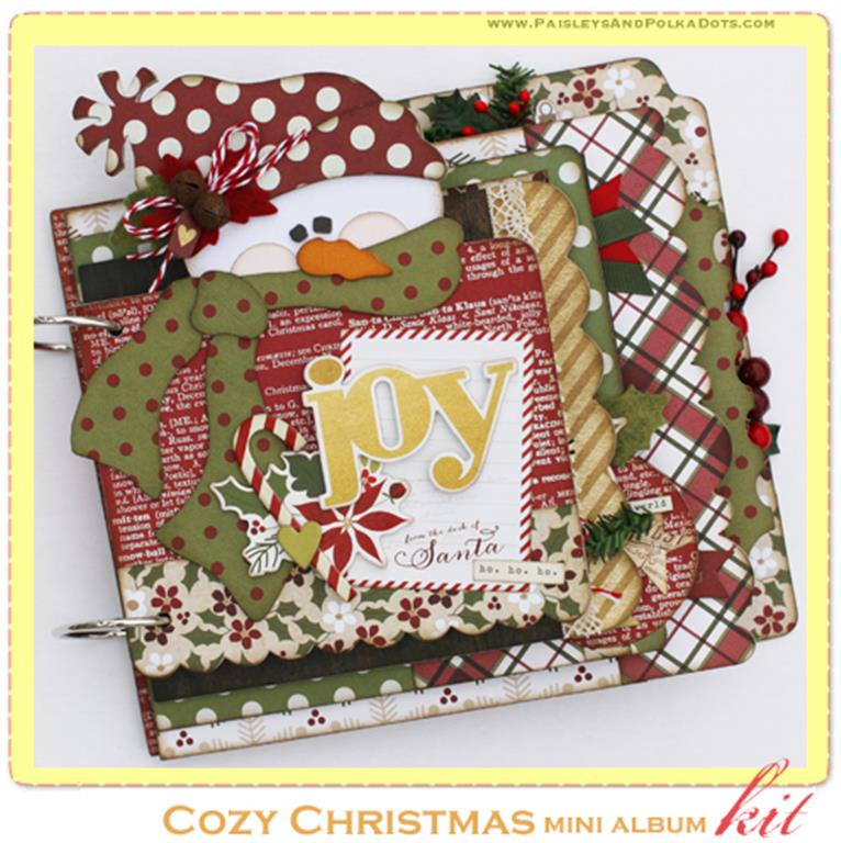 Cozy Christmas mini album web (Medium)