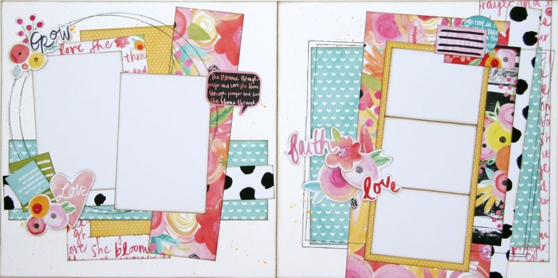 She Blooms two page layout (Medium)
