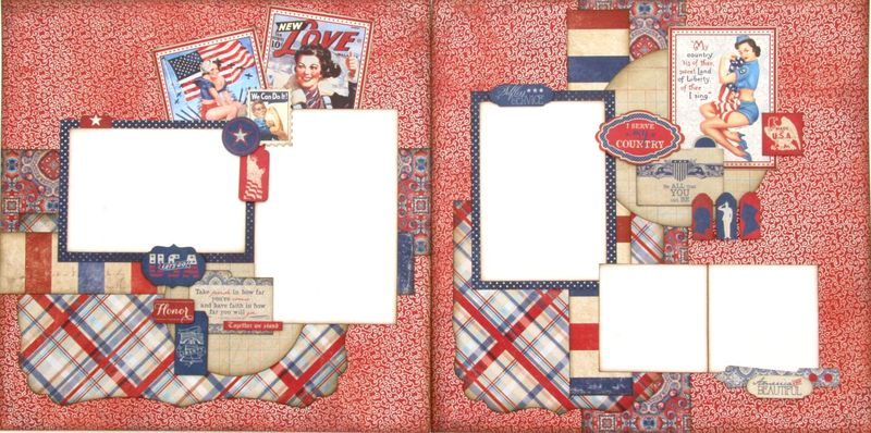 Honor two page layout (Medium)